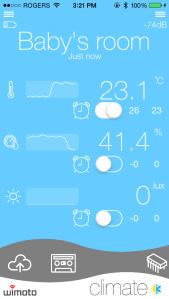 Climate iOS